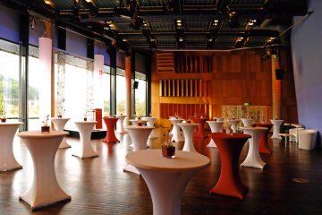 KOMED Veranstaltungen - Der KOMED-Saal, Im MediaPark 7