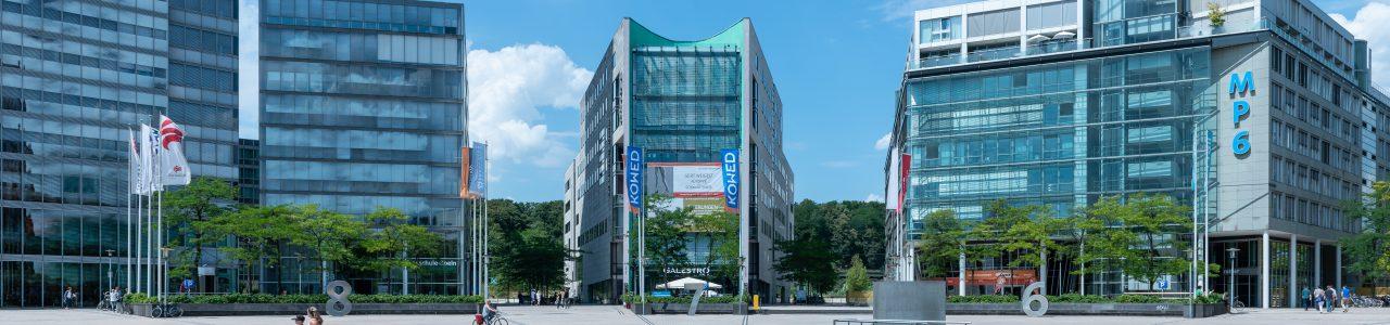 KOMED Veranstaltungen - Standort MediaPark